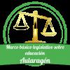Módulo 1 Marco básico legislativo sobre educación. Aularagon