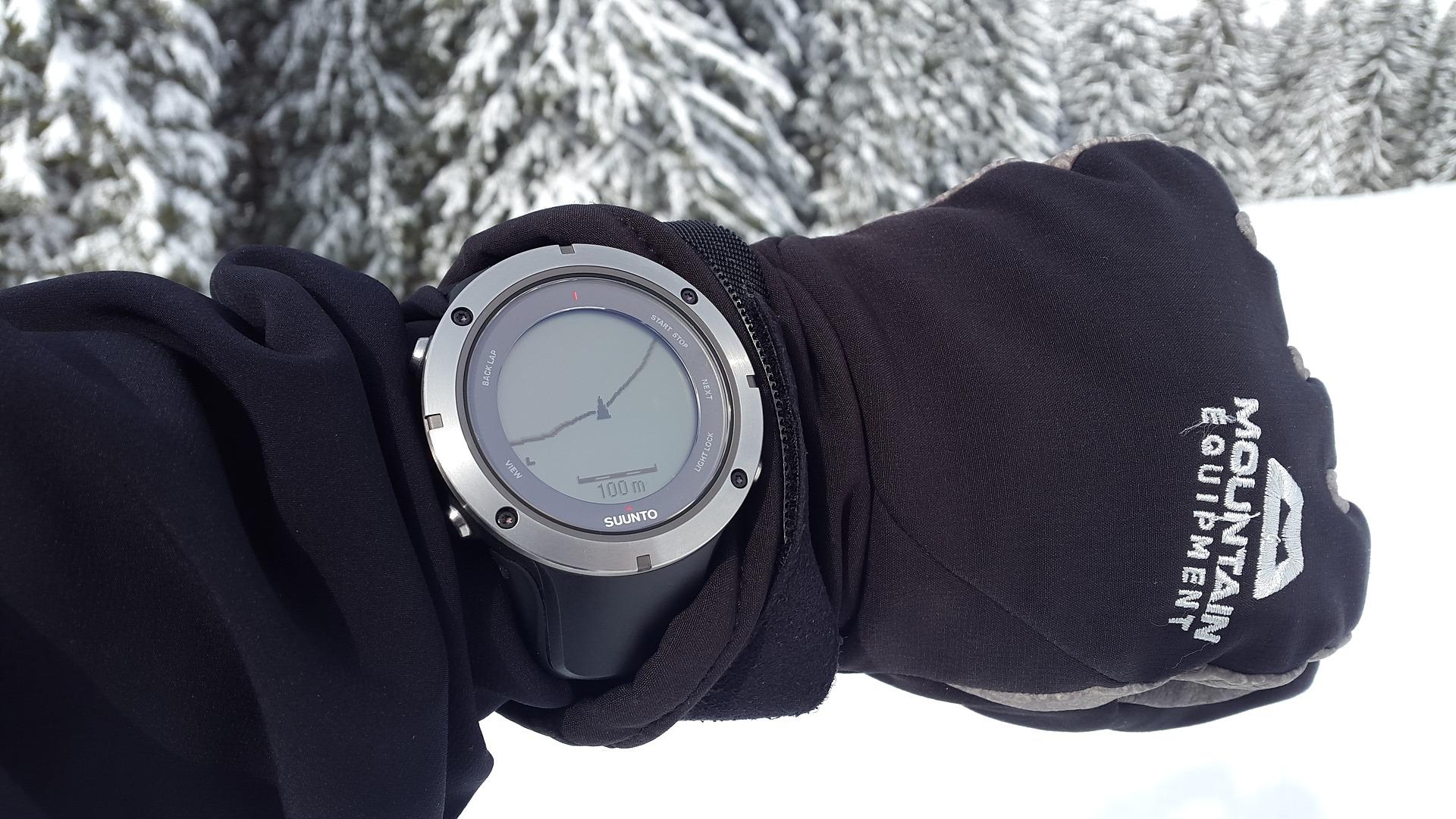Course Image El uso del GPS en montaña